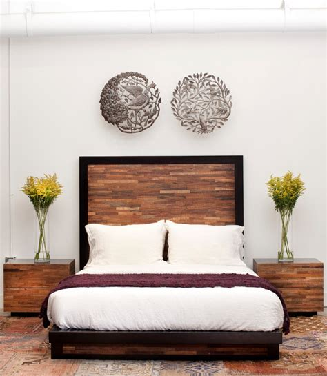 bedroom contemporary beds los angeles  environment furniture