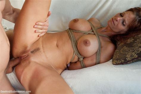 Sex And Submission A Taboo Milf Fantasy Ass Fucked In Bondage By Adopted Son Pichunter