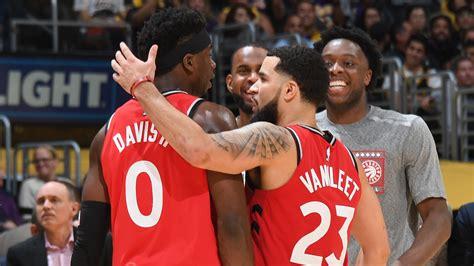 Toronto Raptors head coach Nick Nurse believes Terence ...