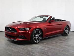 Off Lease Only 2017 Ford Mustang V8 GT Premium Coonvertible RWD Premium Unleaded for sale ...