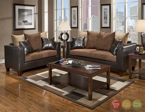 brown sofa living room decor excellent brown living room furniture for home wall