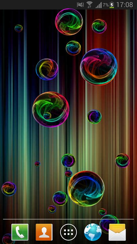 amazoncom deluxe bubble  wallpaper appstore  android