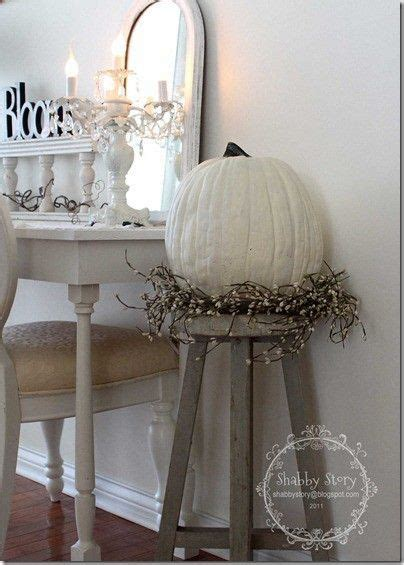 shabby chic fall decorating ideas shabby chic fall style fall decorating fall decor diy pinterest pumpkins the white
