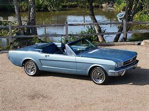 1965 Ford Mustang 289 Manual V8 Convertible Fully Restored For Sale | Car And Classic