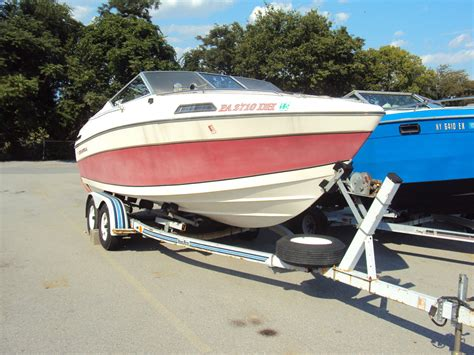 20 Ft Cuddy Cabin Boat by Imperial 20ft 215 Cuddy Cabin 1988 For Sale For 500