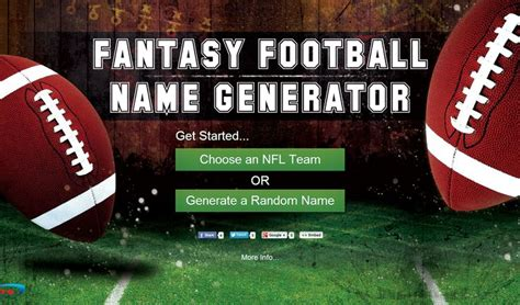 fantasy football  generator football gear