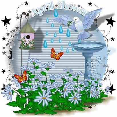 April Spring Shower Happy Rain Quotes Showers