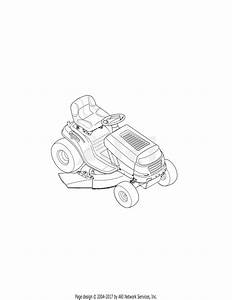 Troy Bilt 13wn77ks011 Pony  2011  Parts Diagram For  Quick