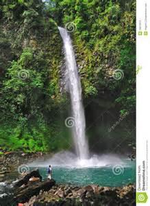 La Fortuna Waterfall Costa Rica