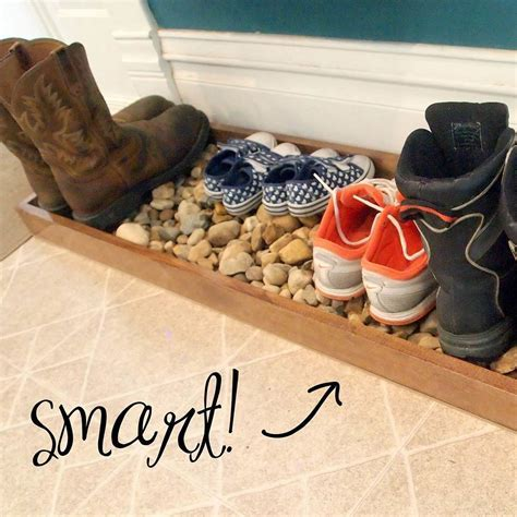 12 DIY Entryway Boot Tray Ideas ? The Family Handyman