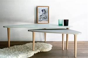 Table D Appoint Gigogne : tables gigognes vintage ~ Teatrodelosmanantiales.com Idées de Décoration