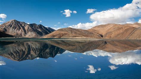 Jammu Kashmir Pangong Lake Wallpapers | HD Wallpapers | ID ...