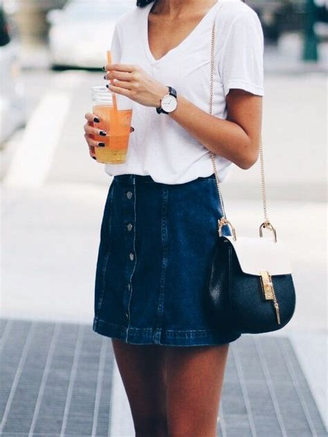 10 Quick And Easy Outfit Ideas For Rushed Mornings - Society19 Ozzie