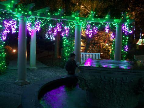 airlie gardens christmas lights wilmington nc