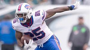 Buffalo Bills RB LeSean McCoy leaves game with knee injury ...