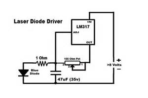 new 007 laser weapon revealed build the driver circuit With laser wire diagram