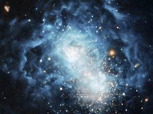 HubbleSite - Wallpaper: Galaxy IZwicky18