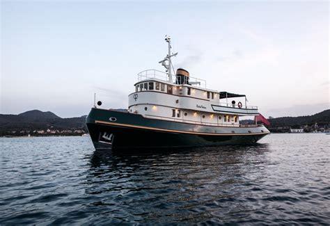 tugboat classic yacht south  france france boatscom
