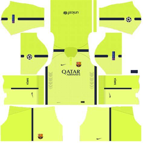 Kits Barcelona Dream League Soccer 2019 – DLS - Mejoress.com