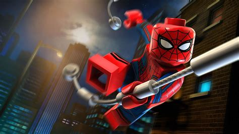 Spiderman Character Pack Is Free For Lego Marvel Avengers