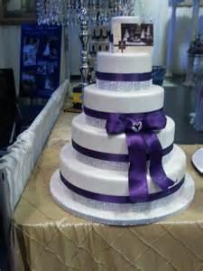 purple wedding cake purple wedding cakes 2013 weddings