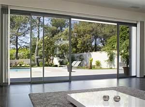 Porte Fenetre Galandage Prix : baie vitr e galandage comment choisir ~ Premium-room.com Idées de Décoration