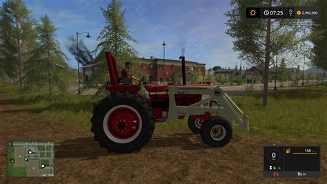 small antique ls iron farmall 806 tractors v1 0 ls17 farming 2328