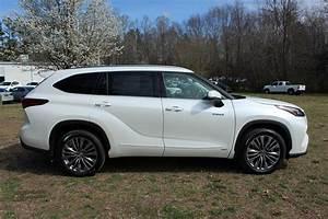 New 2020 Toyota Highlander Hybrid Limited Platinum Sport