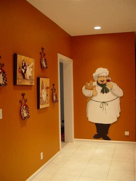 wall sticker  add  fat chef collection   kitchen