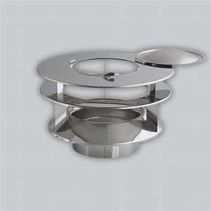 Chapeau Inox Pour Tubage : chapeau de finition pour extracteur de fum es motoris inox ~ Edinachiropracticcenter.com Idées de Décoration
