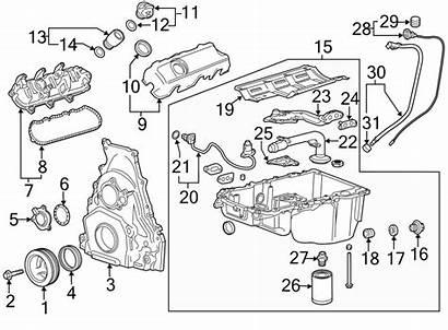 Gmc Diagram Engine Liter Parts Oil Intake