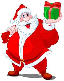 Santa Claus Clip Art Transparent