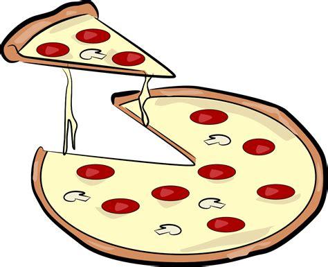 Pizza Cartoon Clip Art