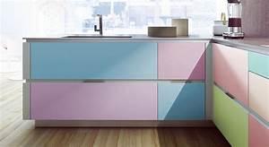 Papier Deco Meuble : relooker ses meubles de cuisine prima ~ Teatrodelosmanantiales.com Idées de Décoration