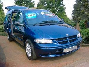 Chrysler Voyager 2002 Tuning - Pics about space