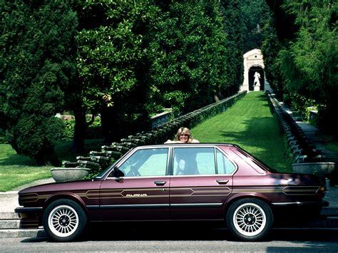 1984 Bmw E28 Alpina B9 Test