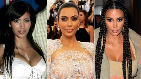 Kim Kardashian turns 40 - here's a look at her rise to ...