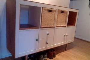 Ikea Expedit Tür : ikea expedit 39 s bold new look with plywood trim ikea hackers ~ Bigdaddyawards.com Haus und Dekorationen