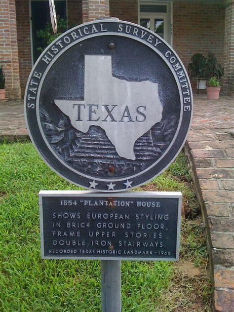 plantation house jefferson texas historical marker
