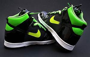 sole junkie x nike dunk high xbox alpha custom sneakerfiles