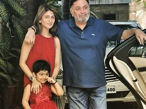 Rishi Kapoor's 4-Year-Old Granddaughter Dubsmashes 'For ...
