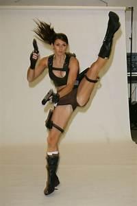 The New Lara Croft Meets Her New OB/GYN - Giant Bomb