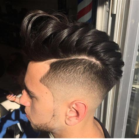 high taper fade haircut ideas designs hairstyles