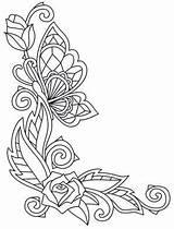Pyrography Perga Colorir Pergamano Bordar Plumes Verob Woodburning Hawaienne Urbanthreads Plume Gravieren Brandmalerei Scherenschnitt Verzierungen Stickmuster Desine Mandil Arte Schablonen sketch template