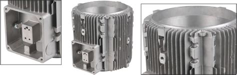 Electric Motor Housing by Aluminum Die Motor Housing Manufacturer