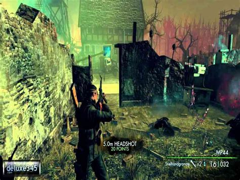 Sniper Elite Nazi Zombie Army 1 Game Download Free For Pc