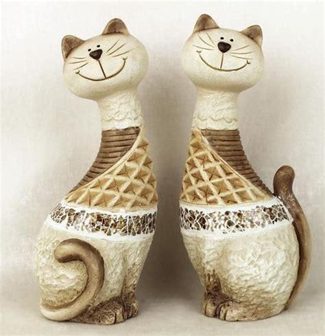 paper mache papier klei sculpturen dieren knutselen