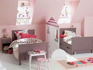 projet genial amenager petite chambre pour 2 filles photos With amenager petite chambre pour 2 filles