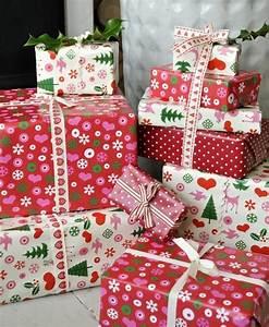 Cadeau Noel Original : le papier cadeau original pour offrir les plus beaux ~ Melissatoandfro.com Idées de Décoration
