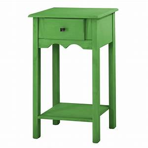 Manhattan, Comfort, Jay, 35-inch, Tall, End, Table, With, 1, Full, Extension, Drawer